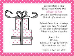 wording for lunch invitation wedding brunch invitation wording vertabox