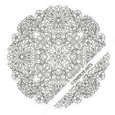 royal mandala design coloring sheet geometric u0026 mandala patterns