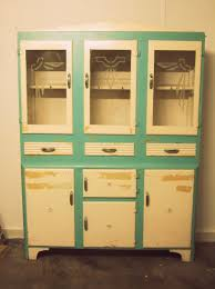 elli moody art deco vintage kitchen dresser before renovation