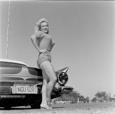 Joi Lansing Naked - your visual guide to the timeless queens of pin up huffpost