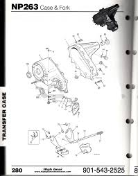 28 263 transfer case manual 110021 transfer case complete