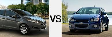 chevy sonic vs ford focus compare chevrolets in burlington nj