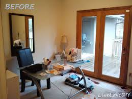 painting over wood paneling home decor livelovediy how to paint trim