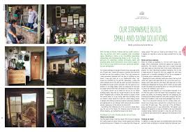 home design by annie pip mag issue 9 our strawbale build jpg