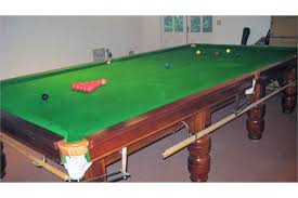 full size snooker table meirlodge full size snooker table and accessories cues scoreboard