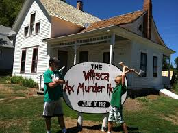 villisca axe murder house visited twice it is a small house with