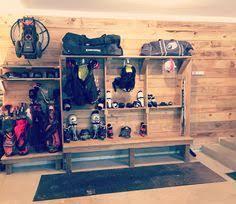Garage Golf Bag Organizer - hockey equipment storage minnesota google search hockey