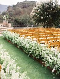 wedding ceremony ideas 10 outdoor wedding ceremony ideas that nobody else will