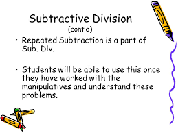 teaching division to elementary students ppt video online download
