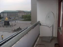 satellitensch ssel halterung balkon sat schssel auf balkon eigentumswohnung wohndesign und möbel ideen