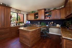 Office Kitchen Furniture by Custom Home Office Storage U0026 Cabinets Tailored Living