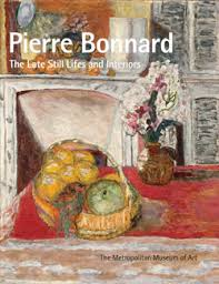 Beth Downs Interiors Pierre Bonnard The Late Still Lifes And Interiors