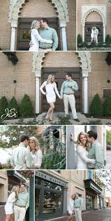 kansas city country club plaza playful engagement