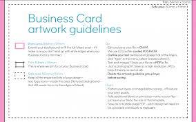 singular businessd bleedds panoramic postcard back specifications