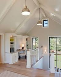 decorating with white attic storage area and furniture styles