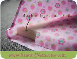 Cushions For Window Bench Raising Memories Tutorial Easy To Make Window Seat Cushion For