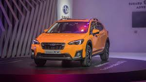 subaru crosstrek 2017 2018 subaru crosstrek debut from the 2017 geneva motor show