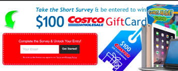 giftcard deals get your free 100 costco gift card top deals top surveys