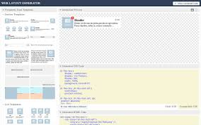 layout page null web layout code generator by dreamroom codecanyon