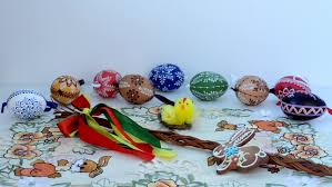 Easter Decorations Video by Easter Eggs Finding Stock Footage Video 15453466 Shutterstock