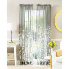 Washable Curtains Better Homes And Garden Curtains Ebay
