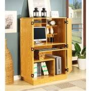 Computer Hutch With Doors Computer Armoires