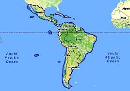 map of america maps of south america