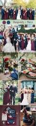 25 burgundy navy wedding color ideas deer pearl flowers