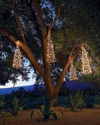 Outdoor Christmas Tree Made Of Lights by 25 Outdoor Christmas Decorating Ideas For The Holidays