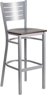 nice metal restaurant bar stools black grid back metal restaurant