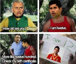 Diego Costa Meme - soccer memes on twitter when diego costa joined chelsea http t