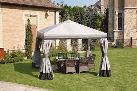 Walmart Patio Gazebo by How To Design Backyard Canopy At Best For The Appeal With Function
