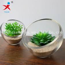 home decoration clear glass bowl terrariums glass bowl vases buy