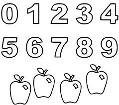 51 dessins de coloriage chiffres à imprimer sur LaGuerchecom  Page 1