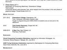 resume for internship free resume