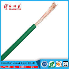china electric wire insulated wire power cable supplier