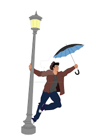 singing emoji markiplier singing in the rain by scandinavianpinapple on deviantart