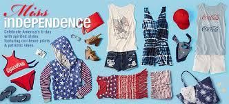 4th of july shirts dresses tank tops for juniors macy u0027s