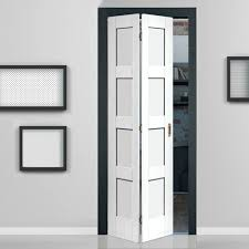 Home Interior Door shaker white primed 4 panel bifold door doors interior door and