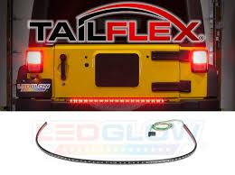 Led Vehicle Light Bar by 36 Inch Tailflex Tailgate Led Light Bar