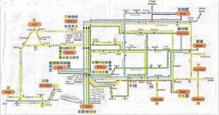 Zagreb Map Split Map