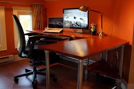 Diy Desk Designs 17 Diy Corner Desk Ideas To Build For Your Office Simplified