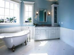 blue bathroom paint ideas how to decorate with different shades of blue decorilla