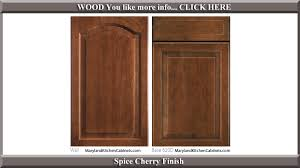 Cabinet Door Colors 621 Cherry Cabinet Door Styles And Finishes Maryland Kitchen