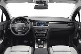 peugeot sedan peugeot launches diesel electric hybrid4 version of 508 sedan in