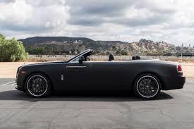 roll royce forgiato exotic euro cars u0027 matte black rolls royce dawn the fat cat