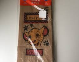 lion king wrapping paper paper lion etsy
