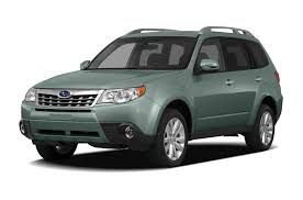 2012 subaru forester new car test drive