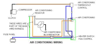 car air conditioner electrical wiring hermawan u0027s blog