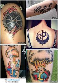 best 25 fallout tattoo ideas on pinterest fallout 4 tattoos
